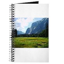 Yosemite Meadow Journal