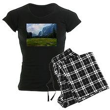 Yosemite Meadow Pajamas