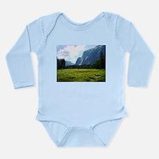 Yosemite Meadow Long Sleeve Infant Bodysuit