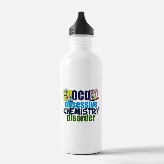 Funny Chemistry Water Bottle