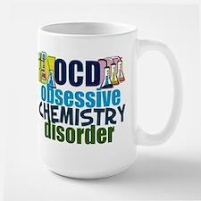 Funny Chemistry Large Mug
