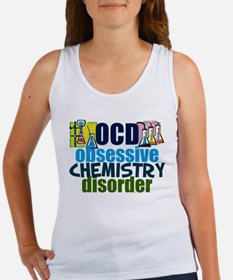 Funny Chemistry Women's Tank Top
