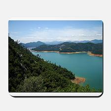 Shasta Lake Mousepad