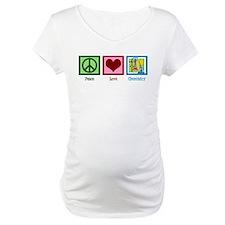 Peace Love Chemistry Shirt