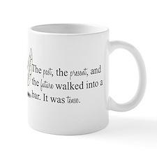It Was Tense Mug