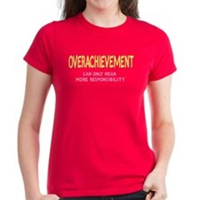Overachievement can only mean Tee