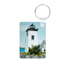 Grindle Point Keychain