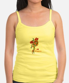 Dragon Dance Ladies Top