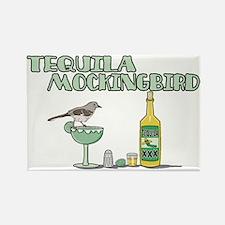Tequila Mockingbird Rectangle Magnet