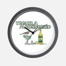 Tequila Mockingbird Wall Clock