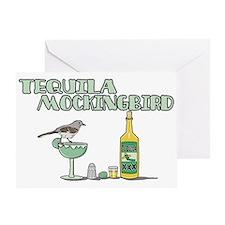 Tequila Mockingbird Greeting Card