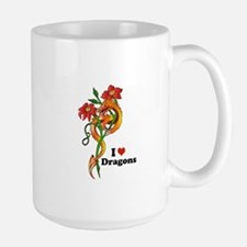 Dragon Dance Mug