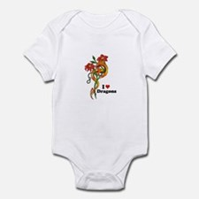 Dragon Dance Infant Bodysuit