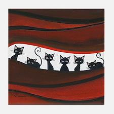 Cocolalla Stray Cats Coaster