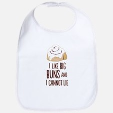 I Like Big Buns Baby Bib