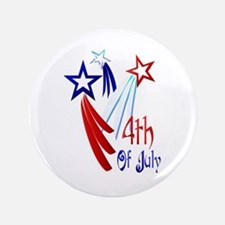 "4th Of JULY 3.5"" Button"