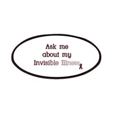Invisible Illness - APS Patches