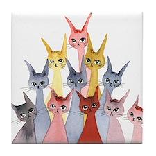 San Diego Stray Cats Coaster