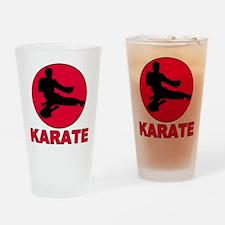 Karate Pint Glass