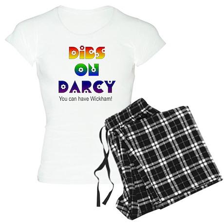 Dibs on Darcy Women's Light Pajamas