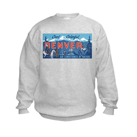 Denver Kids Sweatshirt