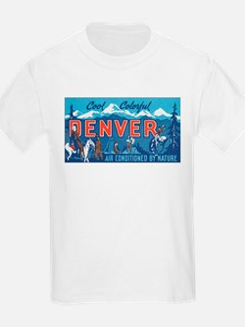 Denver Kids T-Shirt