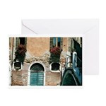 Villa on the Canal Art Cards