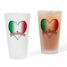 Italian Sweetheart Pint Glass