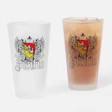 Sicilian Pride Pint Glass