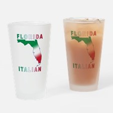 Florida Italian Pint Glass