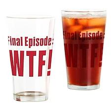 Soprano Final episode Pint Glass