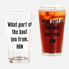 Soprano Pint Glass