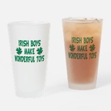 Irish Boys Pint Glass