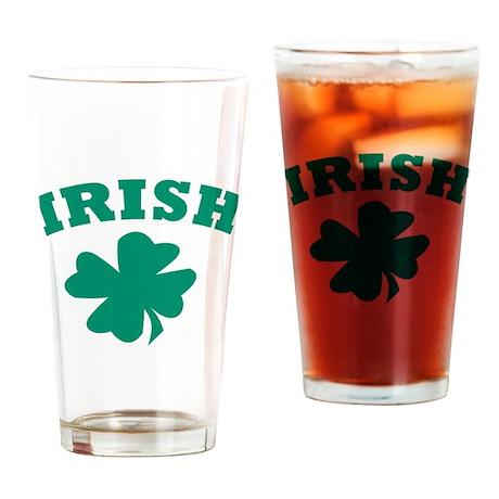 Irish Pint Glass