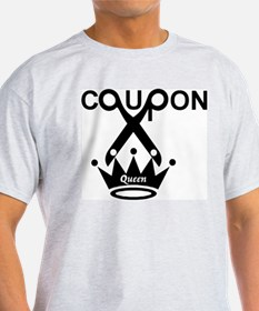 Unique Coupon queen T-Shirt