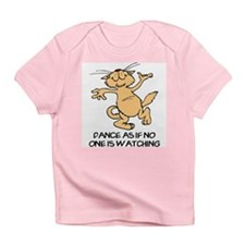 Dancing Cat Infant T-Shirt