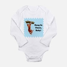 Hang In There, Friday's Comin Long Sleeve Infant B