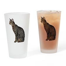 Savannah Cat Pint Glass