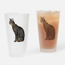 Savannah Cat Pint Glass