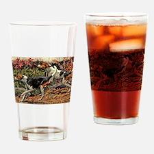 American Foxhound Art Pint Glass