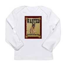 Wanted Poster Belgian Tervure Long Sleeve Infant T