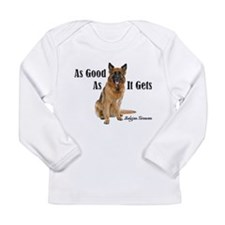 Good Belgian Tervuren Long Sleeve Infant T-Shirt