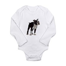 Boston Terrier Onesie Romper Suit