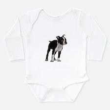 Boston Terrier Onesie Romper Suit