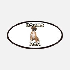 Boxer Mom Patches