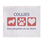 Collie Stadium Blanket