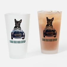LOL French Bulldog Pint Glass
