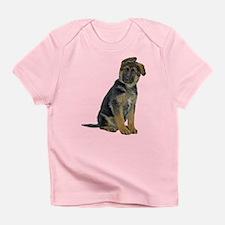 German Shepherd Puppy Infant T-Shirt