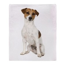 Jack Russell Terrier Throw Blanket