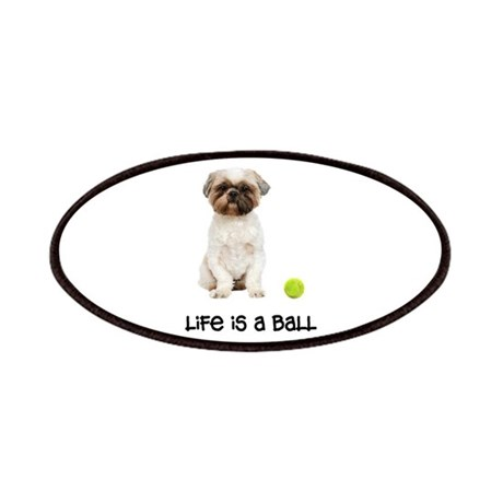 Lhasa Apso Life Patches